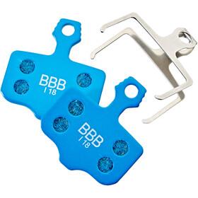 BBB DiscStop BBS-441T Disc Brake Pads Avid Elixir blue